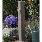 "1/2 "" jardin d'extérieur robinet tuyau eau Union Bib robinet laiton poli + tuyau de jardin prise de la marque GOSHE image 4 produit"