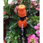 10pcs Irrigation Mist And Drip Sprinkler Heads à Effet De Serre Gicleurs RéGlables En Eau De Jardin de la marque ECYC image 4 produit
