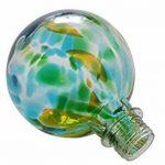 2Grand plantpal décoratif en verre globes d'arrosage, de pics, d'arrosage Aqua Pics, système d'arrosage automatique de plantes d'arrosage, en vacances, qui fonctionne VRAIMENT. Idéal pour les plantes. Utilisation en intérieur 17,8–25,4cm Pots. Pas besoi image 2 produit