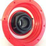 2x CMTech AMS60_ + 99Robinet avec prise adaptateur compatible avec Gardena, IBC Réservoir Eau de Pluie de Accessoires de conteneurs Mamelon de Bidon, zysterne, tonne de la marque CMTech GmbH Montagetechnik image 4 produit
