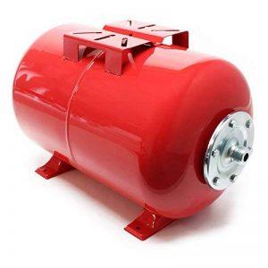 24Litres Réservoir pression à vessie pour la surpression domestique, cuve, ballon, suppresseur pompe de la marque WilTec image 0 produit