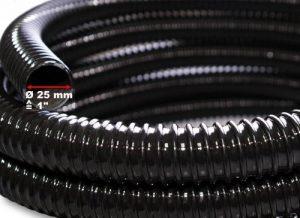 "25m Tuyau d'aspiration 25mm (1"") - Made in Europe de la marque WilTec image 0 produit"
