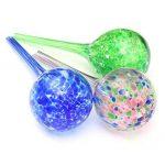 3 boules d'arrosage autonomes pour plantesAsentechUK® - En verre - Goutte à goutte (couleur aléatoire) de la marque AsentechUK® image 1 produit