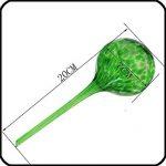 3 boules d'arrosage autonomes pour plantesAsentechUK® - En verre - Goutte à goutte (couleur aléatoire) de la marque AsentechUK® image 4 produit