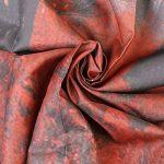 3D Imprimé Rideau de Douche, Forêt Mystérieuse Imperméable et Anti-moisissure Polyester 12 Anneaux de Rideaux pour Salle de Bain 180 x 180 cm ( 72 x 72 inch)(bois mystérieux) de la marque WHYIN image 4 produit