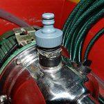 """Adaptateur 5pièces Compatible Gardena pour robinet douche lavabo cuisine garage avec filetage interne M22x1 filetage externe M24x1 filetage total 1"""" 3/4"""" 1/2"""" de la marque Water4all adapter indoor image 6 produit"""