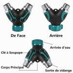 adaptateur tuyau arrosage robinet maison TOP 8 image 4 produit