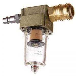Air Comprimé Filtre séparateur d'eau Séparateur avec raccord rapide de la marque Firma Kastor Waclaw Wiecha image 0 produit