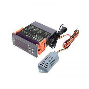 alftek 12V/24V/110V/220V Numérique du taux d'humidité Plage de contrôleur wh80401% ~ 99% de la marque Alftek image 0 produit
