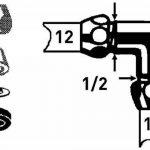 Angle de raccord à compression | Équerre 90° | 10mm | Raccord à compression | pour tuyaux de cuivre | Raccordement de robinet chromé, 16204 3 de la marque Sanitop-Wingenroth image 1 produit