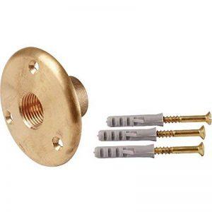Applique sortie de cloison laiton - F 1/2 - Watts industrie de la marque Gripp image 0 produit