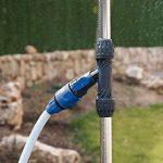 AQUA CONTROL C2094NDouche de jardin avec trépied et tête pivotante de la marque AQUA CONTROL image 3 produit