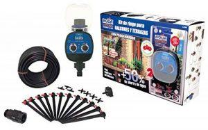 Aqua Control c4061–Kit d'irrigation pour balcons + programmateur C4099 de la marque AQUA CONTROL image 0 produit