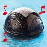 Aqua Dancer Sunbay boule haut-parleur enceinte acoustique pour piscine mer extérieur douche maison avec dock pour smartphone de la marque Générique image 1 produit