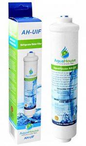 AquaHouse UIFL Filtre d'eau Réfrigérateur compatible LG 5231JA2010B BL9808 3890JC2990A 3650JD8050A Filtre de réfrigérateur externe de la marque AquaHouse image 0 produit