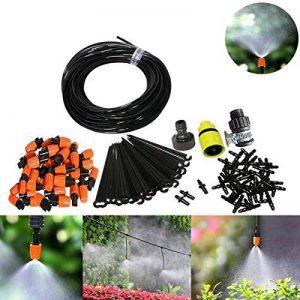 Aqualin 25m Drip Irrigation Kit Arrosage Goutte A Goutte Asperseur Pulvérisation au Potager Champ et Serre de la marque Aqualin image 0 produit