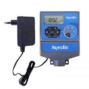 Aqualin 8 Station Programmateur d'Arrosage Agricolte avec Chargeur de la marque Aqualin image 0 produit
