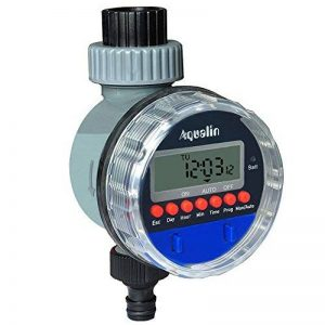 Aqualin Minuterie D'arrosage à l'Eau/Pluie Contrôleur d'irrigation Marche sans Pression, Vanne à Bille de la marque Aqualin image 0 produit