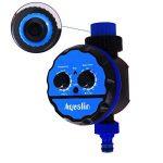 Aqualin Programmateur D'arrosage Automatique Imperméable Eau Contrôleur Jardin avec Fonction Délai de Pluie de la marque Aqualin image 2 produit