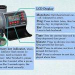 Aqualin Programmateur d'Arrosage Minuterie Eau Contrôleur d'Irrigation pour Jardin,Electrovanne de la marque Aqualin image 2 produit