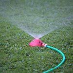 """Arroseur de Gazon """"Garten Bock"""" - Pour des surfaces jusqu'a 80 m2 - Rouge de la marque Garten Bock image 4 produit"""