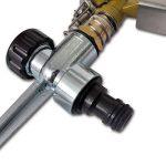 Arroseur à impulsion sur piquet zinc métal 2 pièces de la marque vidaXL image 3 produit