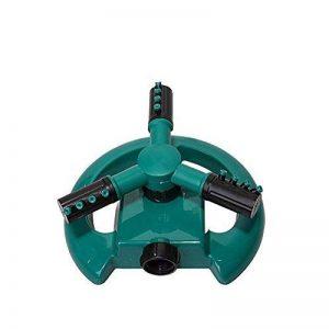 Arroseur Pour Pelouse, Triplespark Arroseur de Jardin Automatique Rotation 3 Têtes Rotatives, Arroseur Rotatif de la marque Triplespark image 0 produit