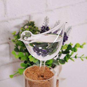 Arrosoir Automatique Forme Oiseau en Verre Dispositif d'Arrosage Pour Fleurs Jardin de la marque MagiDeal image 0 produit