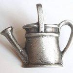 Arrosoir fabriquéà la main en étain anglais Pin's (épinglette Badge + Sac cadeau de la marque Emblems-Gifts image 2 produit