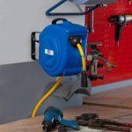 as - Schwabe enrouleur pneumatique , tuyau air comprimé longueur 10m, raccords rapides de la marque as - Schwabe image 2 produit