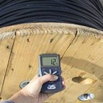 as–Schwabe humidité hygromètre pour bois et matériaux de construction de, idéal pour le béton murale Plus Couverture, chape de mesure d'humidité, de combustion de sol en bois–avec pile 24103 de la marque as - Schwabe image 5 produit