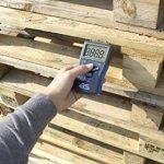 as–Schwabe humidité hygromètre pour bois et matériaux de construction de, idéal pour le béton murale Plus Couverture, chape de mesure d'humidité, de combustion de sol en bois–avec pile 24103 de la marque as - Schwabe image 6 produit