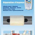 Atmos 1131 Bande Antifuite, Ivoire de la marque Atmos Products image 1 produit