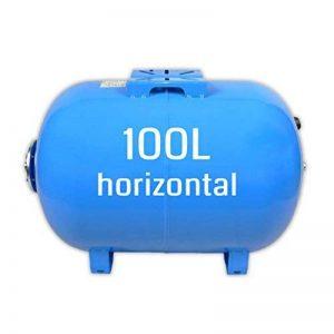 Ballon surpresseur 100l horizontal, cuve, réservoir surpresseur de la marque Omni image 0 produit