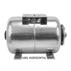 Ballon surpresseur 100l horizontal INOX, cuve, réservoir surpresseur de la marque Omnigena image 0 produit
