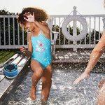 BassPal Radios de Douche, Haut-Parleur Bluetooth IPX7 portable entièrement étanche à l'eau avec, super basse et son HD, Haut-Parleur parfait pour plage, piscine, cuisine et maison de la marque image 3 produit