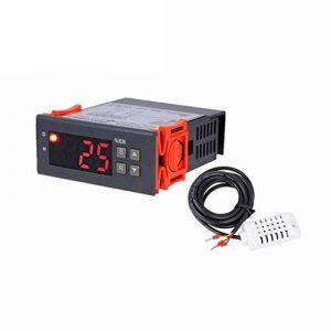 Befaith Contrôleur d'humidité d'air numérique de MH13001 AC220V 1% RH - outil de déshumidification d'humidification d'hygrostat d'humidité de 99% RH de la marque Befaith image 0 produit