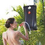 Bestway Douche solaire/réservoir portable 20 litres renforcé, 41 x 58 cm de la marque Bestway image 1 produit