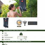 Bestway Douche solaire/réservoir portable 20 litres renforcé, 41 x 58 cm de la marque Bestway image 4 produit