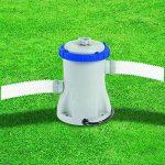 Bestway Pompe à filtre Pompe de nettoyage Pompe à filtre Pompe d'eau 58383 de la marque Bestway image 2 produit