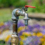 BFG 1/2Bavoir robinet de jardin d'eau à levier type de vanne Poignée Rouge Hazelock Connexion de la marque BFG image 1 produit