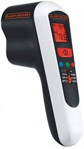 Black + Decker TLD100-XJ Détecteur de fuites thermiques Avec écran LCD et LED 9 V de la marque Black & Decker image 0 produit