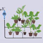"""BNSPLY Minuterie d'arrosage automatique 3/4 """"19mm Thread Automatic Irrigation Timer avec affichage LCD 1m - 9h 59m Minuterie d'arrosage Digital Irrigate automatique pour l'herbe de serre Garden Plant de la marque BNSPLY image 4 produit"""