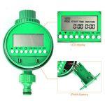Boruit LCD imperméable à l'eau numérique minuterie d'arrosage automatique minuterie électronique jardin contrôleur d'irrigation de la marque Boruit image 3 produit