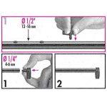 Bouchon tube capillaire 1/4PZ.10Micro 91170Claber [Claber] de la marque Claber image 1 produit