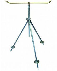 Boutté 0184255 TH Arroseur rotatif sur trépied hauteur 70 cm tout métal de la marque Boutté image 0 produit