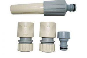 Boutté 0881734 AQL115 Kit d'arrosage Complet plastique lance automatique tuyau ø 15 de la marque Boutté image 0 produit