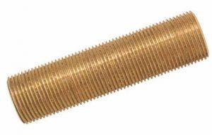 Boutté 3124197 Tube fileté laiton Longueur 10 cm mâle 20x27 de la marque Boutté image 0 produit