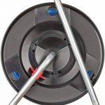Brennenstuhl 1127010 Anti Twist Enrouleur de tuyau à air, Bleu/noir de la marque Brennenstuhl image 3 produit
