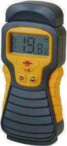Brennenstuhl Détecteur d'humidité pour divers matériaux, humidimètre avec affichage digital LCD & signal sonore, anthracite & jaune, Quantité : 1 de la marque Brennenstuhl image 0 produit